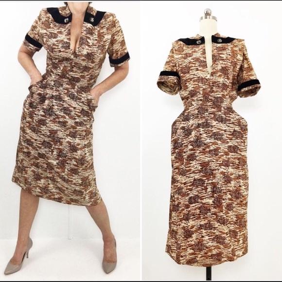 Vintage Dresses & Skirts - Vintage 1940s